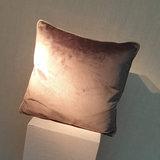Cushion Velvet Royal Grey 45x45_