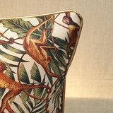 Cushion Monkey Green 40x60_