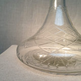 Glass Carafe D19 H24_