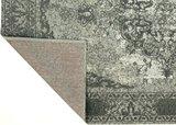 Tapijt Medaillon - Metallic_