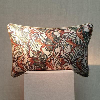 Cushion Monkey Green 40x60