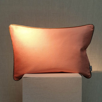 Cushion Soft Apricot 35x50