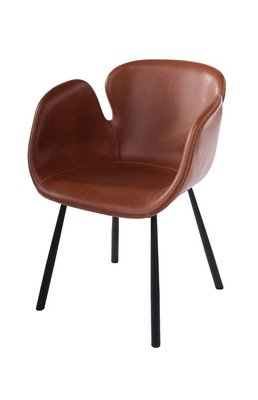 Kelly Armchair Ginger pu