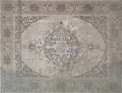 Tapijt Medaillon - Zilver
