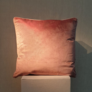 Cushion Velvet Royal Pink 45x45