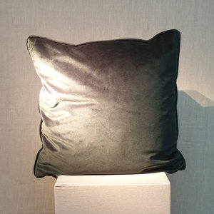 Cushion Velvet Royal Green 45x45