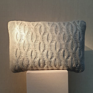 Cushion Haven Grey 40x60