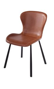 Kelly Chair Ginger pu