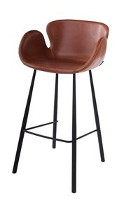 Kelly Barchair Ginger pu