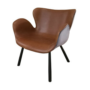 Kelly Lounge Chair Ginger pu